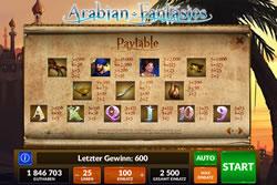 Arabian Fantasies Screenshot 5