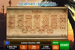 Arabian Fantasies Screenshot 6