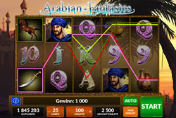 Arabian Fantasies Screenshot 7