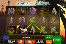 Arabian Fantasies Screenshot 8