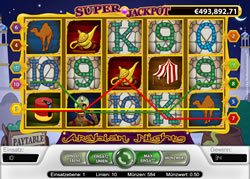 Arabian Nights Screenshot 7