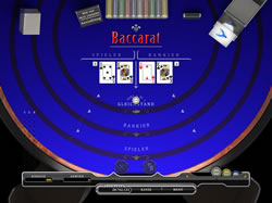 Baccarat Screenshot 2