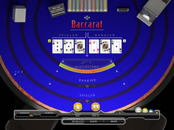 Baccarat Screenshot 3