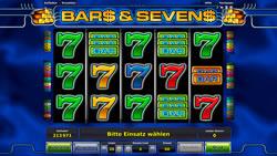 Bars & Sevens Screenshot 1