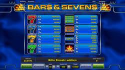 Bars & Sevens Screenshot 3