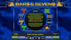 Bars & Sevens Screenshot 4