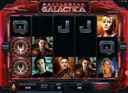 Battlestar Galactica Screenshot 1