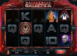 Battlestar Galactica Screenshot 7