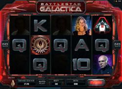 Battlestar Galactica Screenshot 7