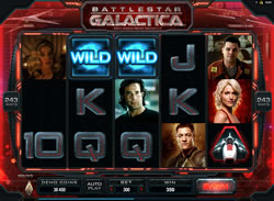 Battlestar Galactica Screenshot 8