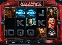 Battlestar Galactica Screenshot 8