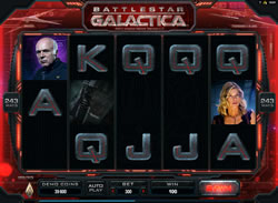 Battlestar Galactica Screenshot 9
