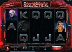 Battlestar Galactica Screenshot 9