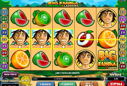 Big Kahuna - Snakes & Ladders Screenshot 11