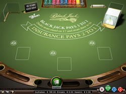 Black Jack Pro Series Screenshot 1