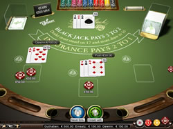 Black Jack Professional - Highroller Screenshot 3