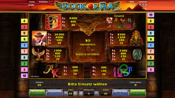 Book of Ra Deluxe Screenshot 1