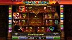 Book of Ra Deluxe Screenshot 1
