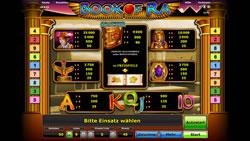 Book of Ra Screenshot 1