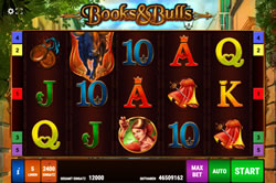 Books & Bulls Screenshot 1