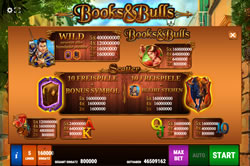 Books & Bulls Screenshot 2