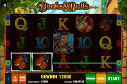 Books & Bulls Screenshot 4