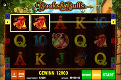 Books & Bulls Screenshot 5