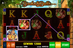Books & Bulls Screenshot 6