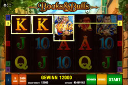 Books & Bulls Screenshot 8