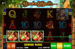 Books & Bulls Screenshot 9
