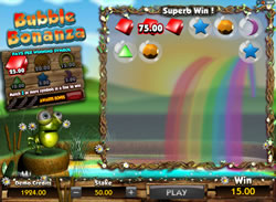 Bubble Bonanza Screenshot 3