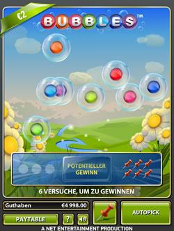 Bubbles Screenshot 1