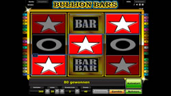 Bullion Bars Screenshot 2