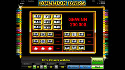 Bullion Bars Screenshot 4
