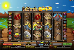 California Gold Screenshot 1