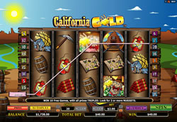 California Gold Screenshot 13