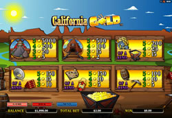 California Gold Screenshot 4