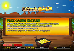 California Gold Screenshot 5