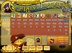 Captains Treasure Screenshot 3