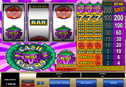 Cash Clams Screenshot 1