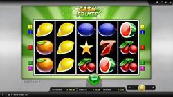 Cash Fruits Plus Screenshot 1