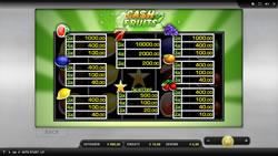 Cash Fruits Plus Screenshot 3