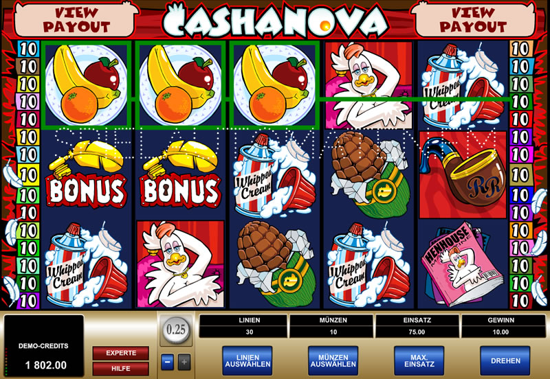 Gambling site offers