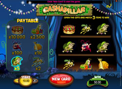 Cashapillar Scratch Card Screenshot 10