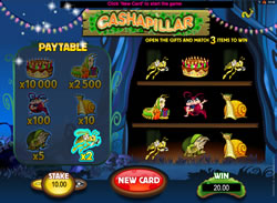 Cashapillar Scratch Card Screenshot 3