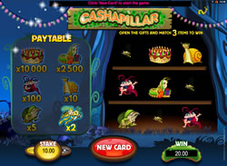 Cashapillar Scratch Card Screenshot 4