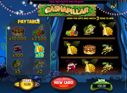 Cashapillar Scratch Card Screenshot 5
