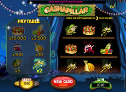 Cashapillar Scratch Card Screenshot 6