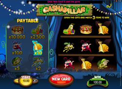 Cashapillar Scratch Card Screenshot 7