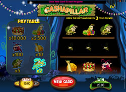 Cashapillar Scratch Card Screenshot 8